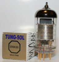 EF806S Gold Tung-Sol