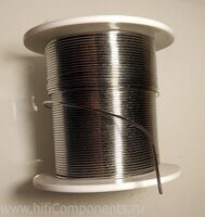 Припой  10m. SUN AUDIO DCS106A Cored solder(Sn60/Pb40)