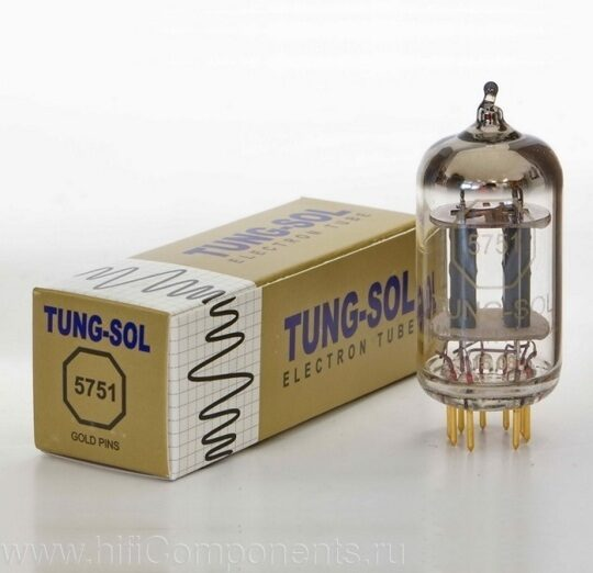5751 Tung-Sol Gold