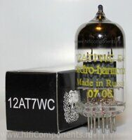 12AT7WC Electro-Harmonix